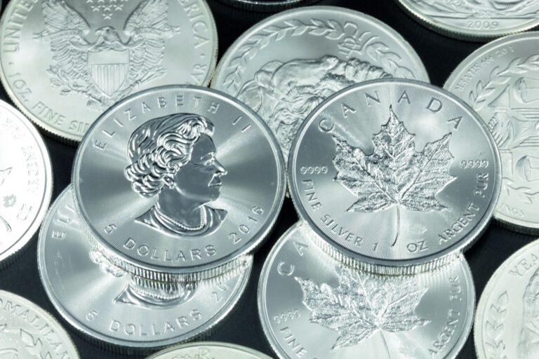 Ankauf Silbermünzen Bad Salzuflen